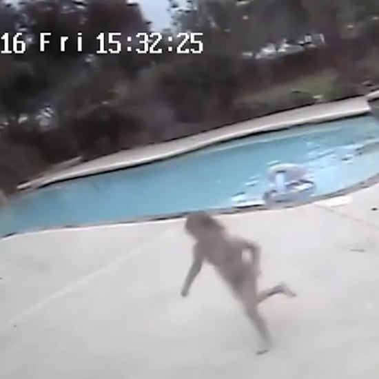 Girl Saves Mom From Drowning | Video