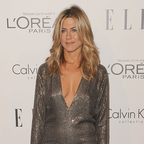 Jennifer Aniston Interview on Rumours About Engagement to Justin Theroux and Being Pregnant