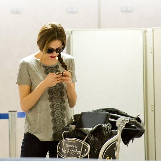 TSA Cell Phone Rules