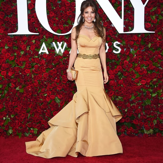 Thalia at the Tony Awards 2016