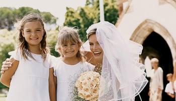 Mommy Dearest: Bringing Baby to Wedding