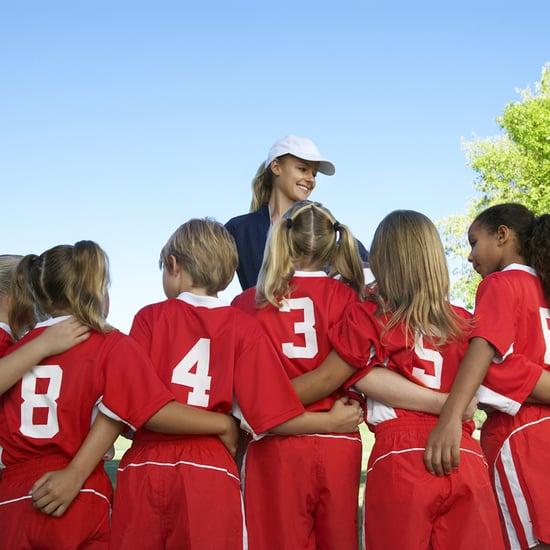 Why Moms Should Coach Sports