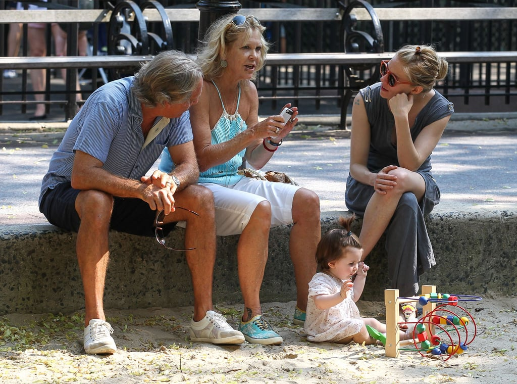 Sienna Miller Kicks Off a Family-Filled Summer in the City