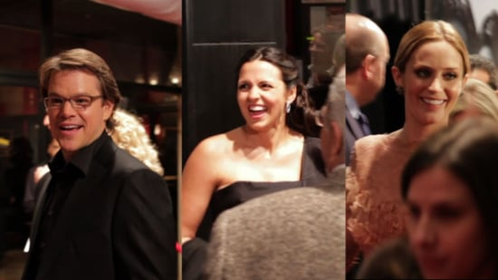 Video: Matt Damon and Wife Luciana at The Adjustment Bureau Premiere in New York City