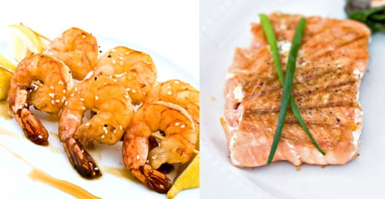 Would You Rather Eat Shrimp or Salmon?
