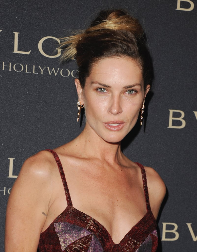 Erin Wasson at the Bulgari Decades of Glamour Oscar Party