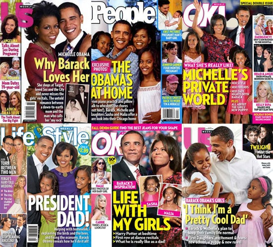 Do You Still Like Seeing the Obamas on Magazine Covers?