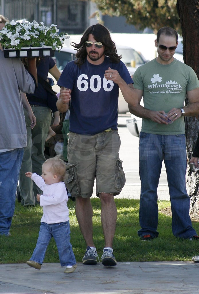Sugardaddy: Dave Grohl Rocks My World