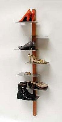 Simply Fab: 659 Design Shoe Shelf