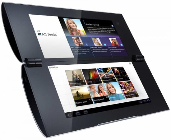 Sony Tablet P Price and Release Date Details