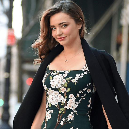 The Floral Dress That's Hanging Pretty in Every Star's Closet