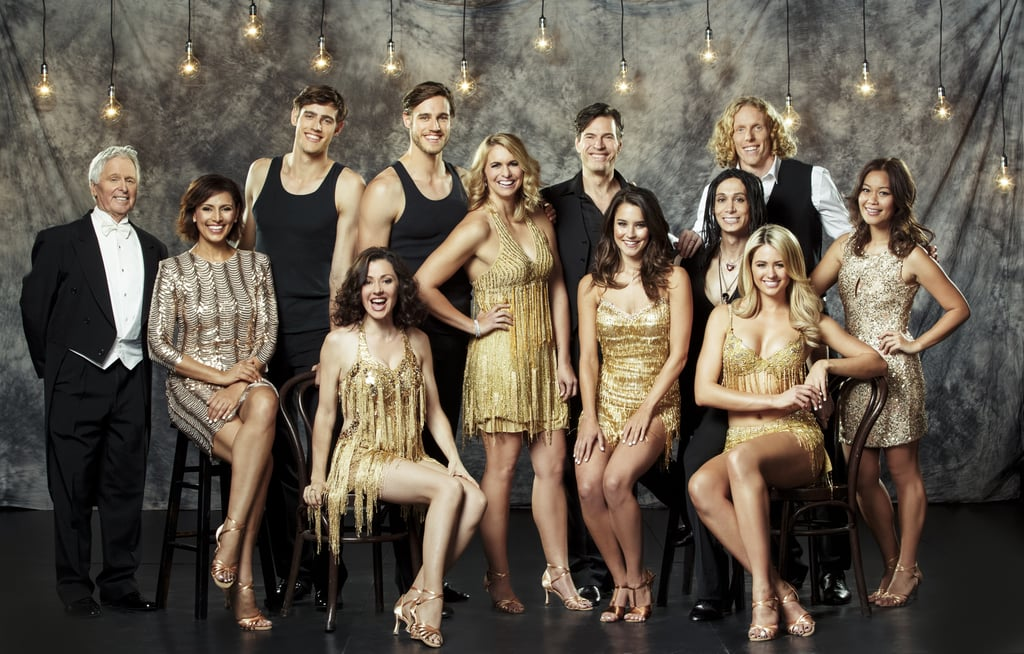 The 2013 cast.