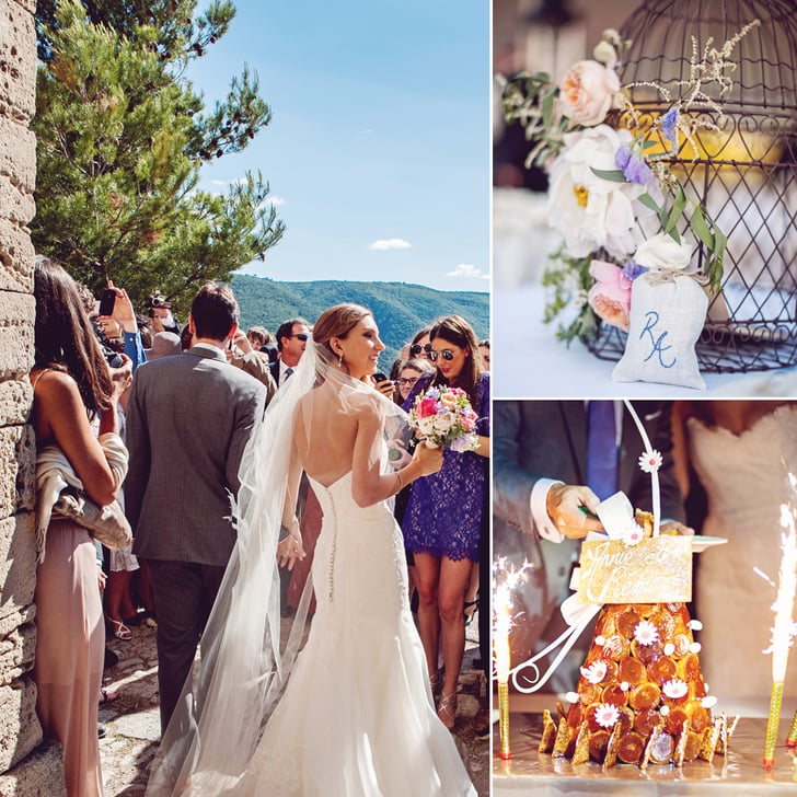 This Charming Provence Wedding Will Sweep You Off Your Feet