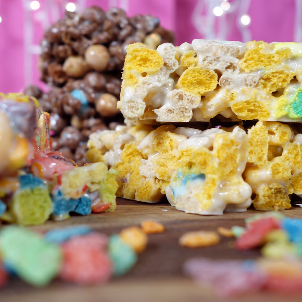 Marshmallow Cereal Treats