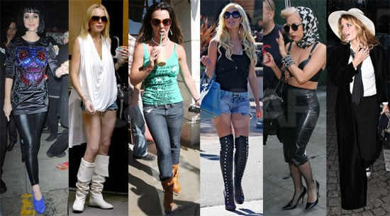 Who Had the Worst Street Style of 2009?