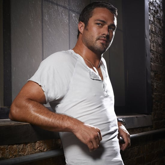 Hot Pictures of Taylor Kinney on Chicago Fire