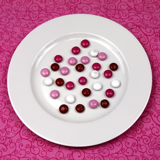 100-Calorie Pictures of Valentine's Candy | Poster