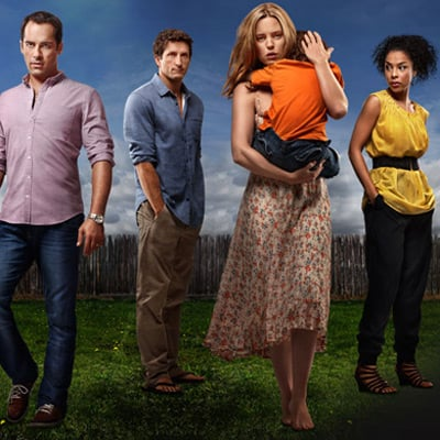 Best Australian TV Show of 2011: The Slap on ABC1