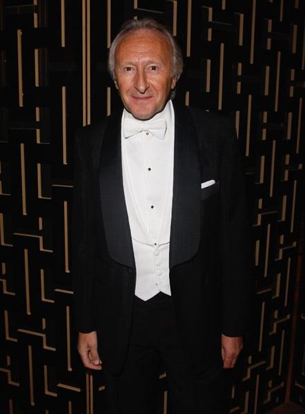 Chairman of Jaeger Harold Tillman