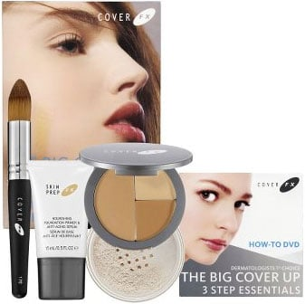 Cover FX The Big Cover Up 3 Step Essentials Giveaway 2010-03-02 23:30:11