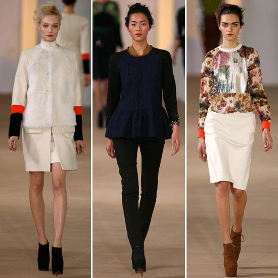 Review and Pictures of Preen 2012 Fall New York Fashion Week Runway Show