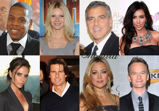 PopSugar Poll Best of 2010: Who Would You Most Like to Have as Your Secret Santa?