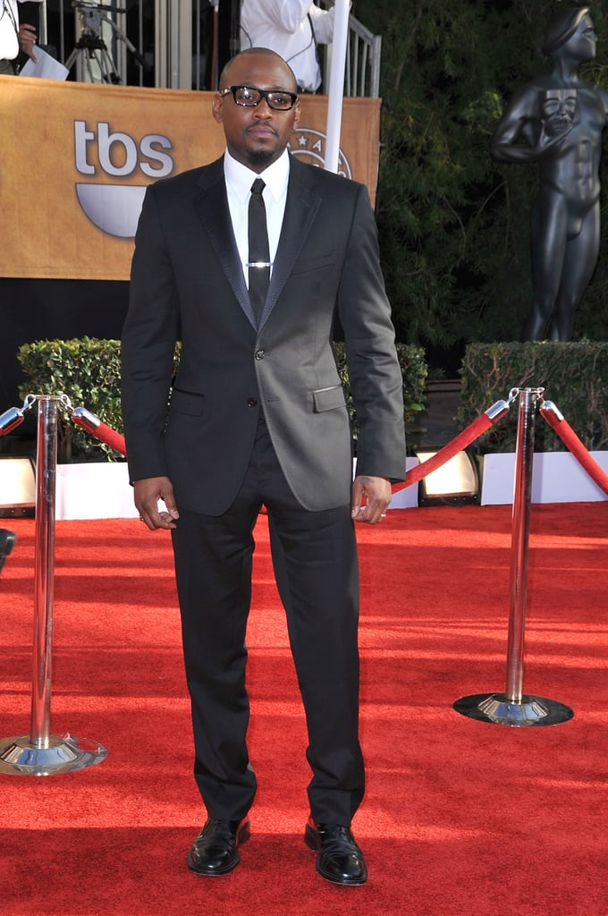 Men on the Red Carpet: SAG Awards