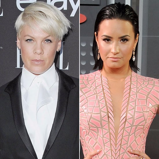 Demi Lovato Calls Out Pink For Her Harsh Comments About the VMAs