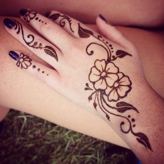 Holler For Henna