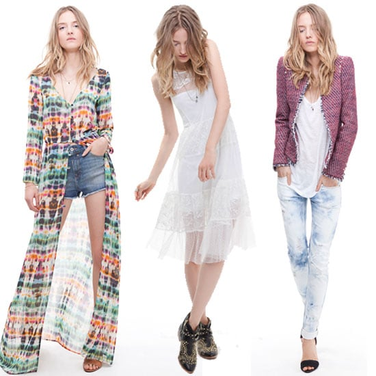 Zara's TRF March Look Book is Full of Model-Off Duty Style and Festival Ready Fashion: Scope the Collection!