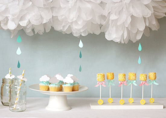 Sprinkle Baby Shower Party Ideas