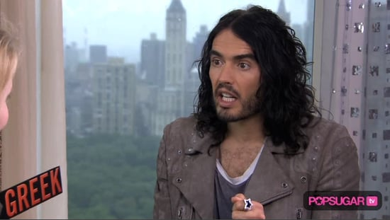 Interview With Russell Brand About Wedding Plans With Katy Perry 2010-06-02 21:16:41