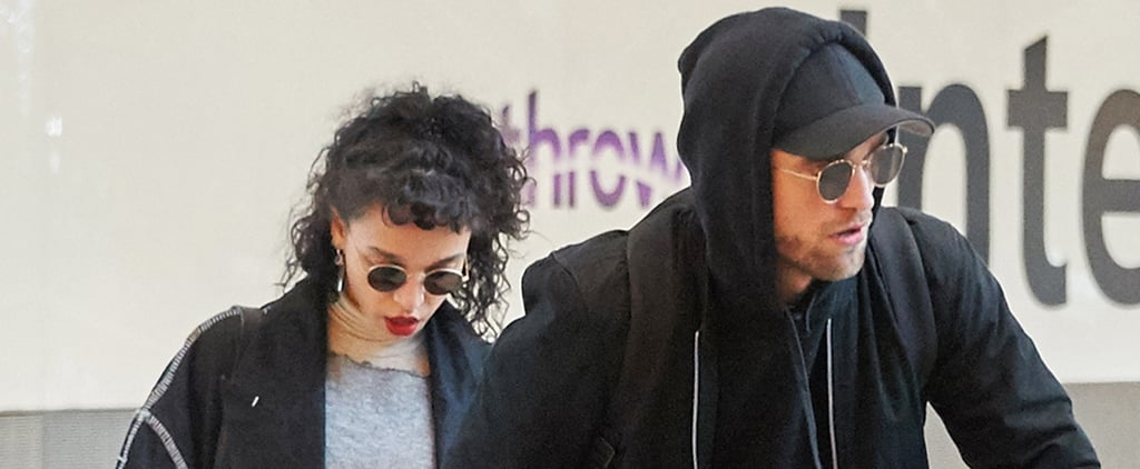 Robert Pattinson Proves That Chivalry Isn't Dead During His Latest Outing With FKA Twigs