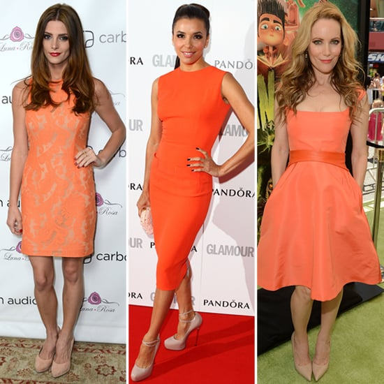 Summer Color Combinations (Celebrity Trend and Shopping)