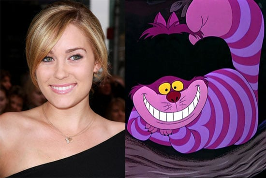 Does LC Look Like the Cheshire Cat?