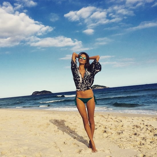 Alessandra Ambrosio's Sexiest Bikini Pictures