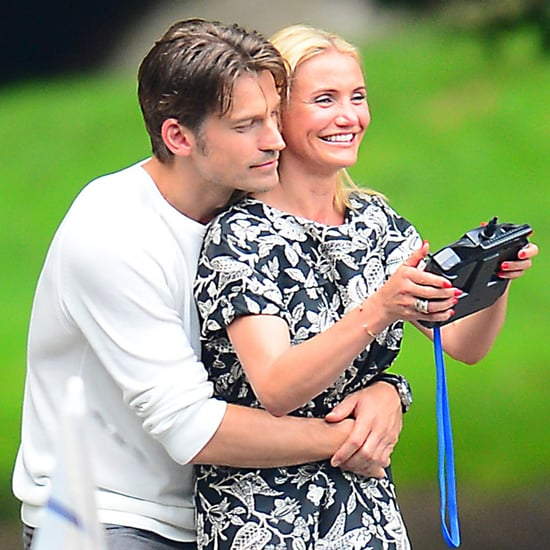 Cameron Diaz on the Set of The Other Woman | Pictures