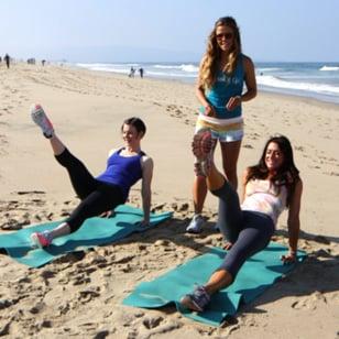 Bikini Beach Body Workout From Tone It Up