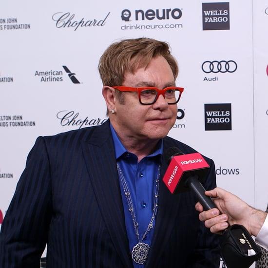 Elton John's Oscars Party