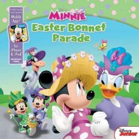 Disney Easter Bonnet Parade Minnie