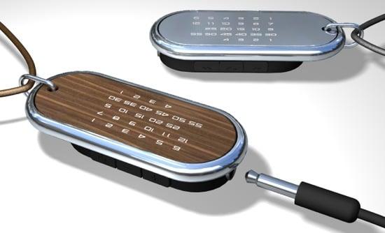 TokyoFlash Concept Bluetooth Receiver