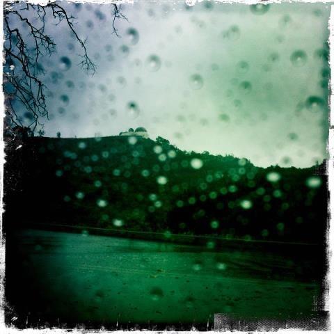 Rainy Day LA