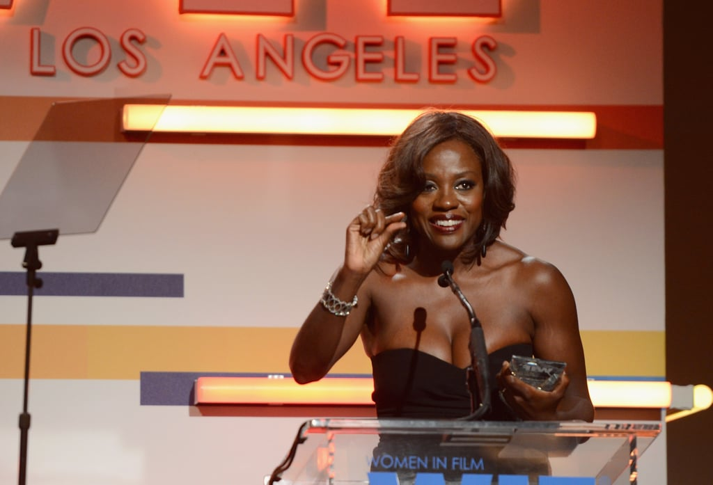 Chloe, Christina, and Viola Get Celebrated as Women in Film