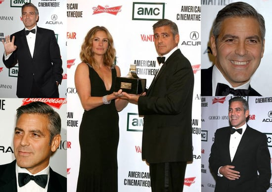 Clooney Gets Honored