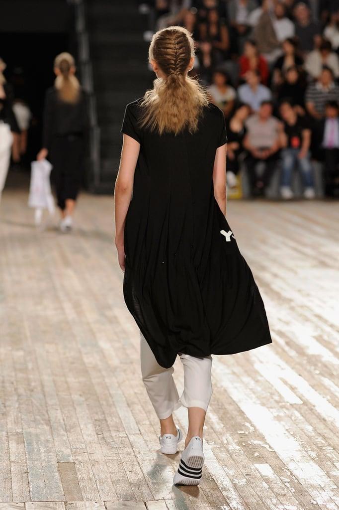 New York Fashion Week: Y-3 Spring 2010
