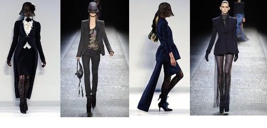 Chanel Couture Calls Up Nina Ricci Fall 2009