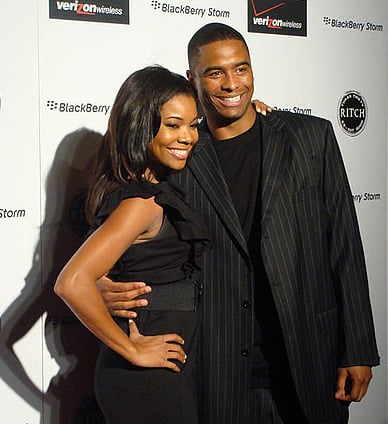 Talking Tech With Gabrielle Union at Verizon's BB Storm Party