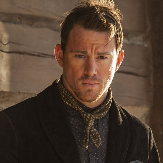 Channing Tatum in The Hateful Eight Exclusive Pictures