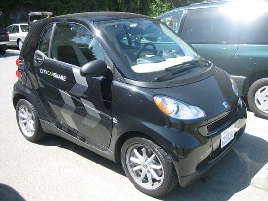 Bella's Smart Car Adventure