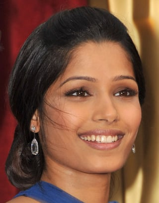 Is Freida Pinto the Next Estée Lauder Spokesmodel?